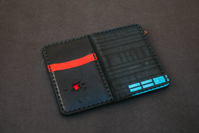 Movie inspired wallet - ONE OF A KIND