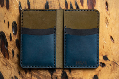 Create - Vertical Card Wallet
