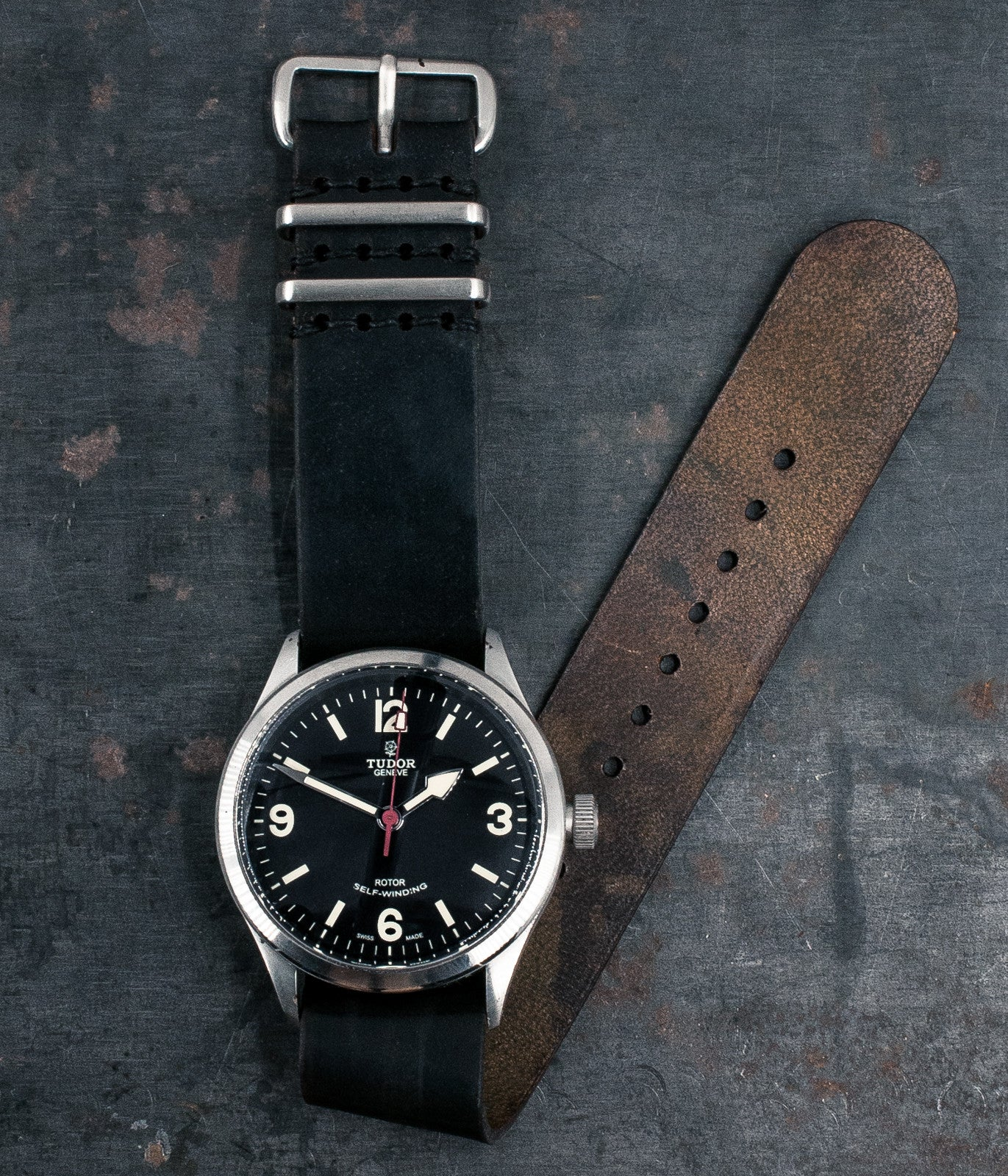 how to use a nato watch strap