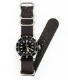 NATO Watch Strap Dark Brown