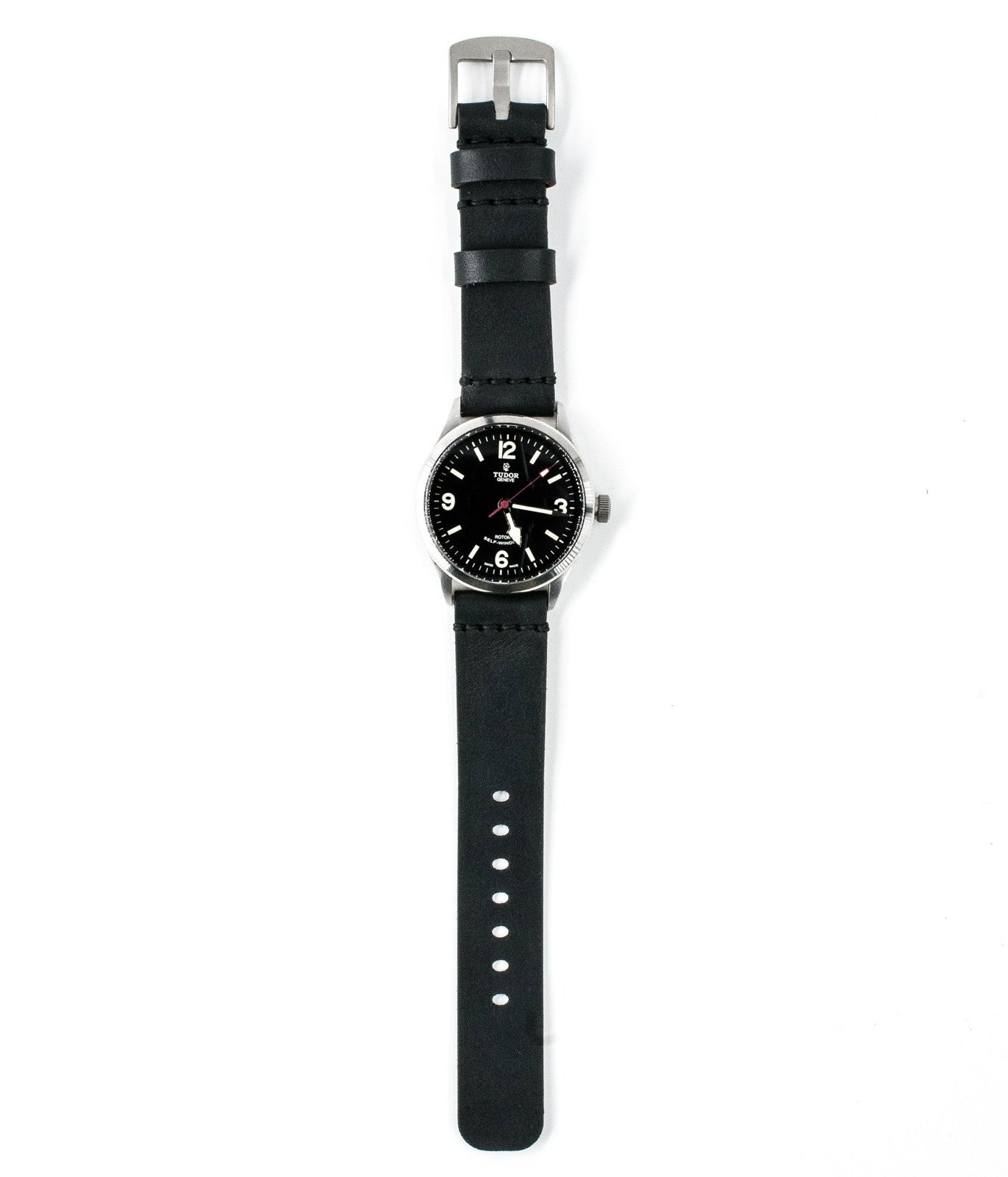 Classic Watch Strap // Black