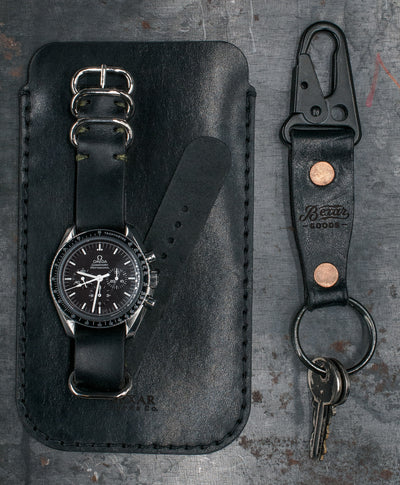 NATO Watch Strap Black