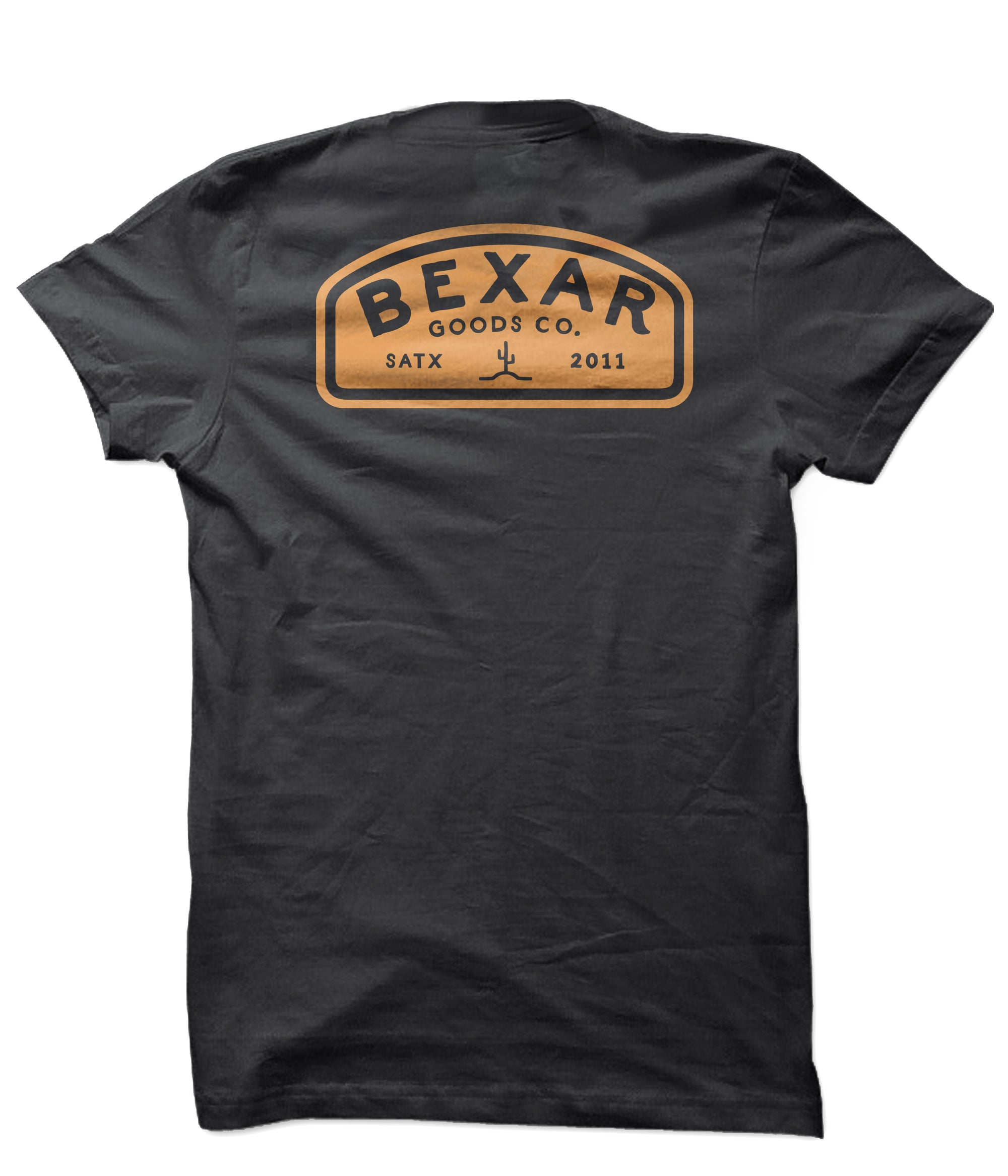 Safari T-Shirt // Charcoal