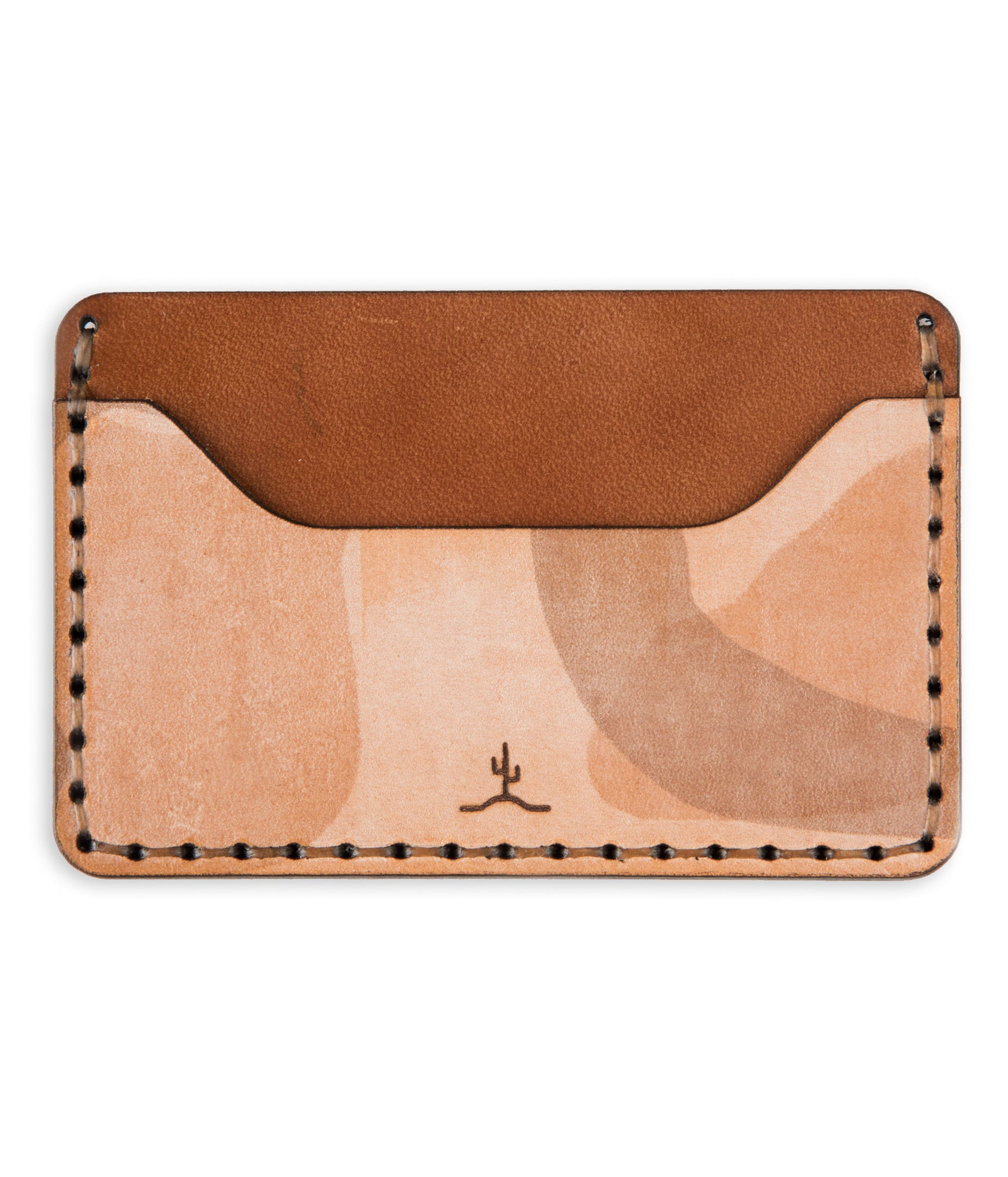 Slim Wallet Ghost Sand Camo