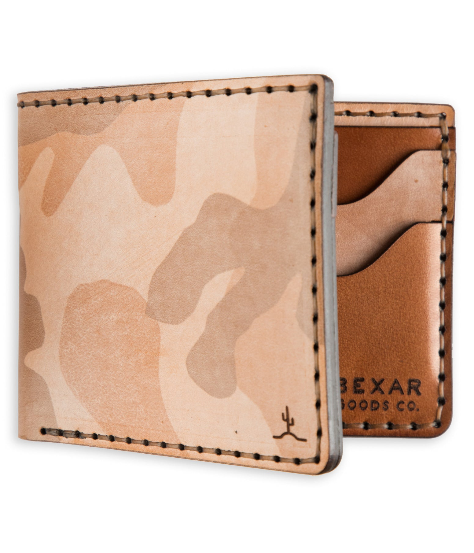 Classic Bifold Ghost Sand Camo
