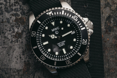 MWC Diver's Watch