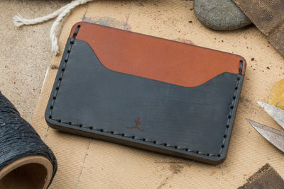 One-of-a-Kind Slim Cordovan Wallet