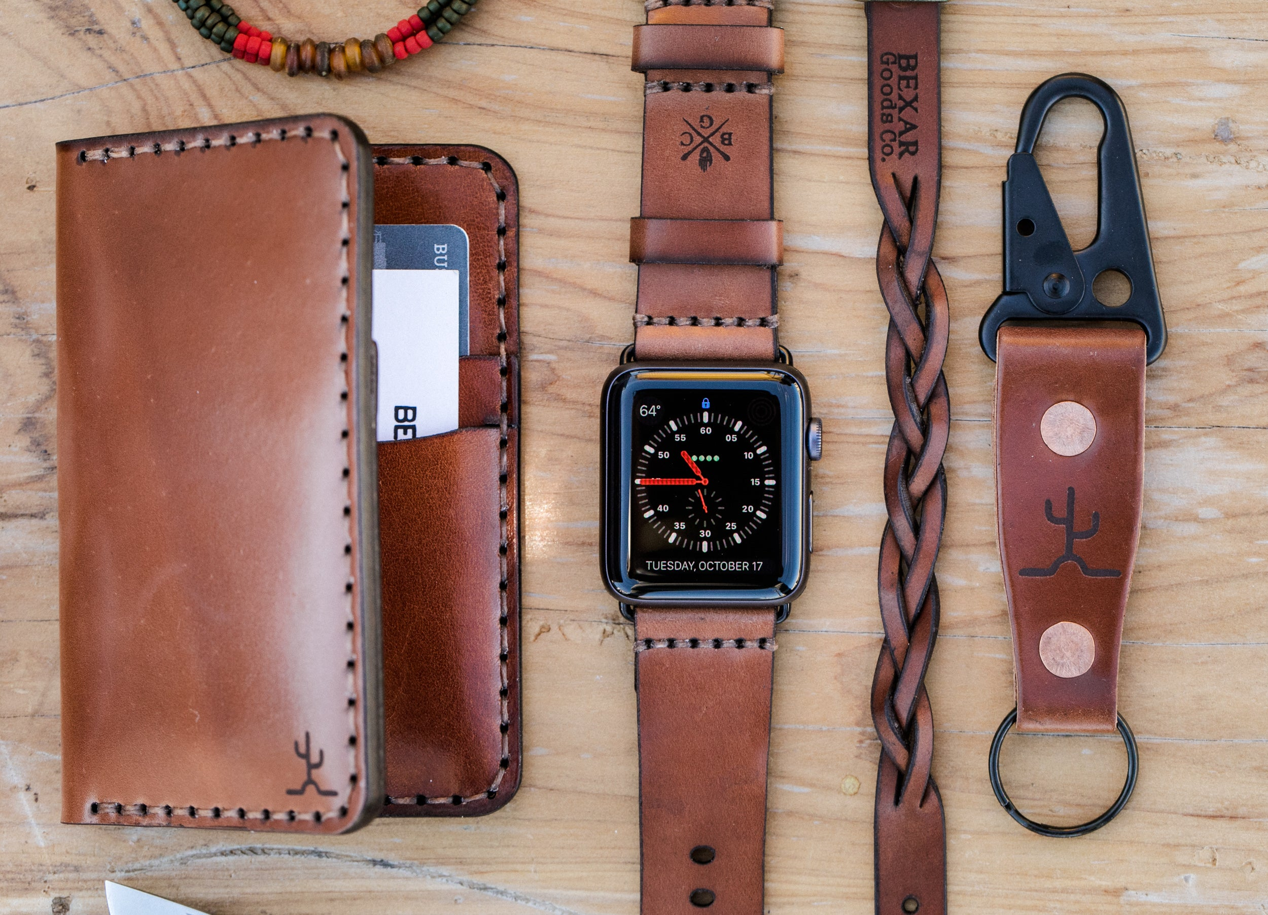 goods strap whiskey apple watch cordovan dsc watches collections straps bexar co