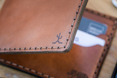 Classic 6 Bifold // Whiskey Cordovan
