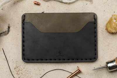 One-of-a-Kind Slim Wallet