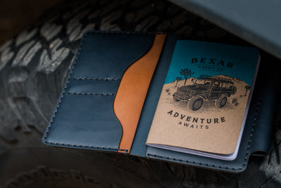 Field Notes Wallet // Driftwood