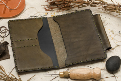 One-of-a-Kind Field Notes Wallet