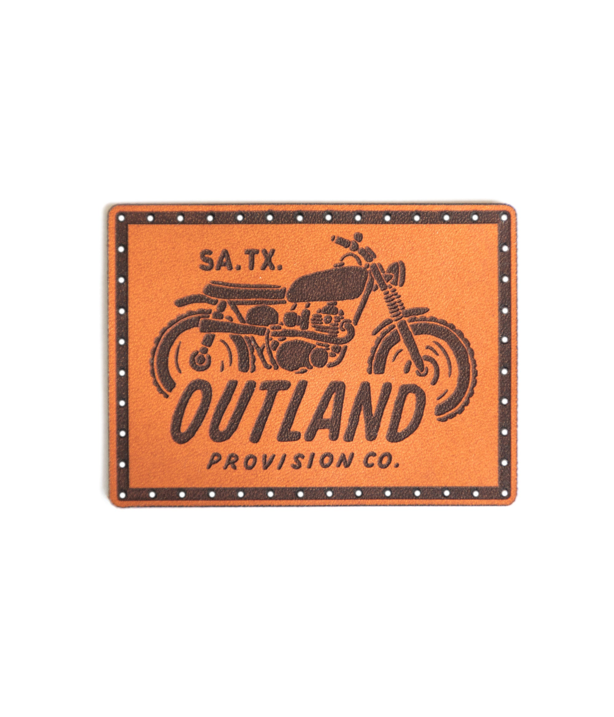 Outland Moto Sew patch