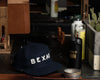 Navy Bexar Goods X Ebbets Ball Cap