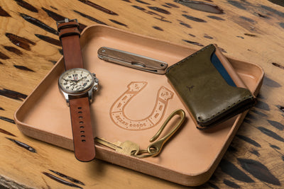 Horseshoe Valet Tray :: PRESALE :: Delivery in January