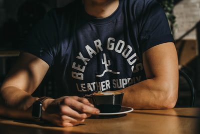 Leather Supply T-shirt