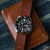 Seiko SKX007 w/ Leather Band