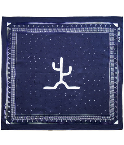 Bandana // Flying Cactus // Navy