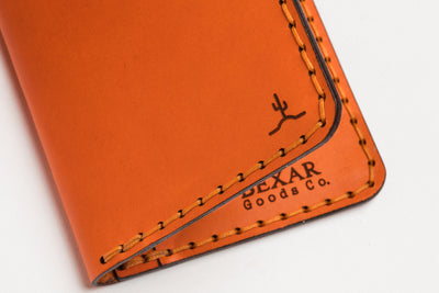 Vertical Card Wallet // S.O.S