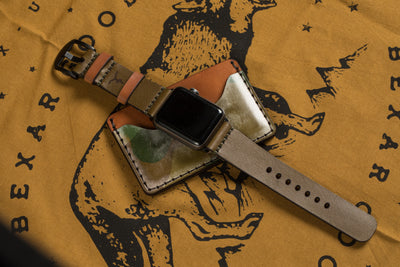 Apple Watch Strap // Woodland