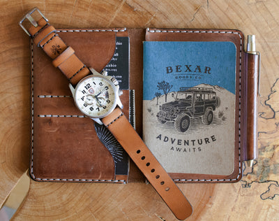 Classic Watch Strap // Tan