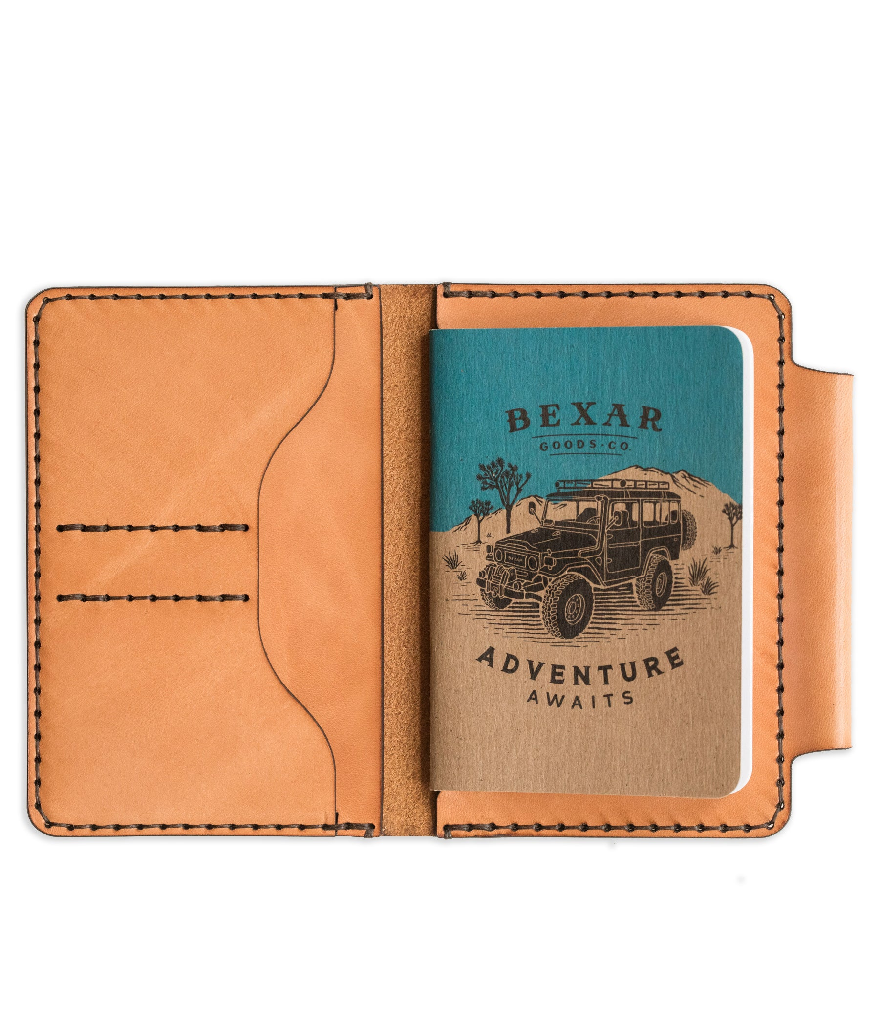 Field Notes Wallet // Russet