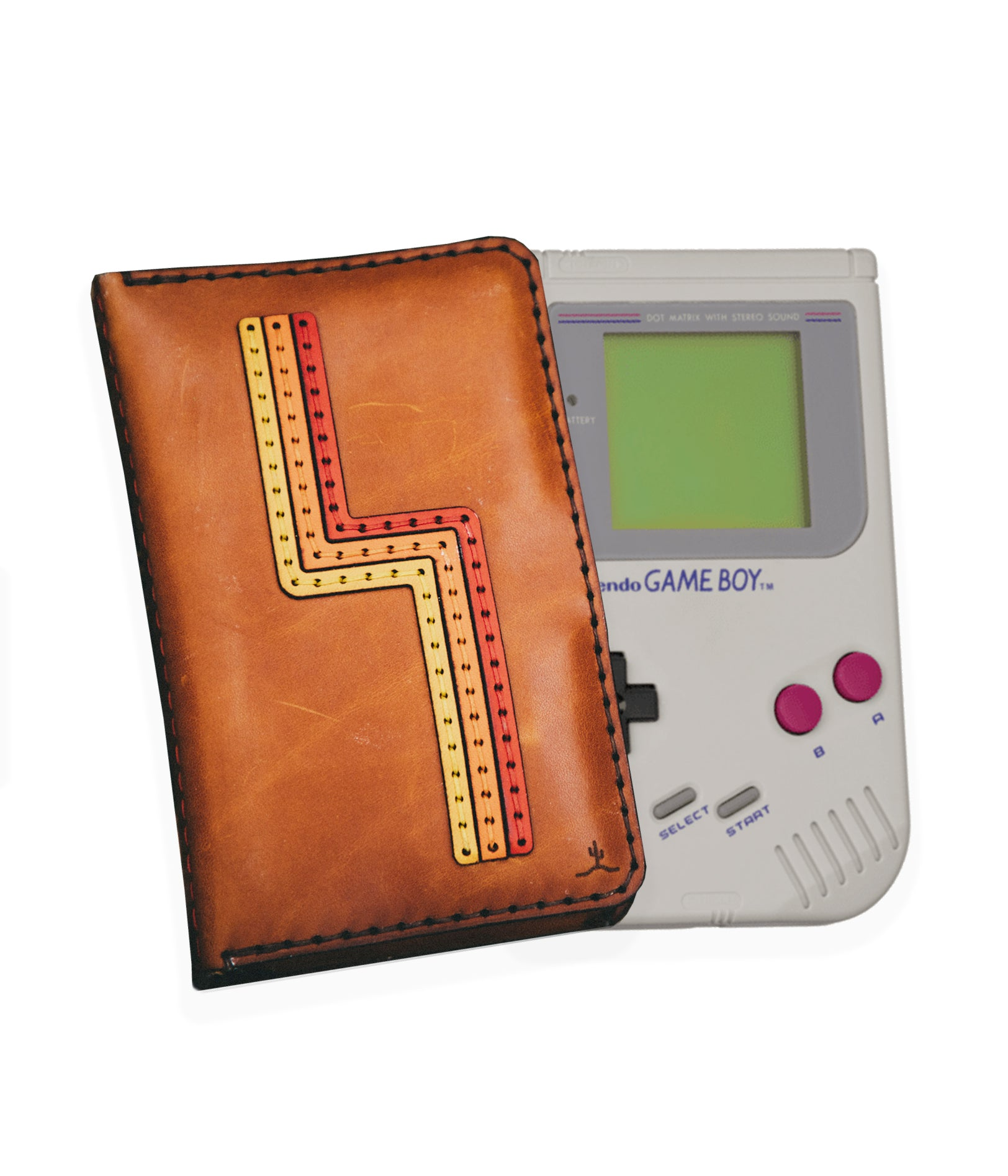 Game Boy + Leather Shield (giveaway)