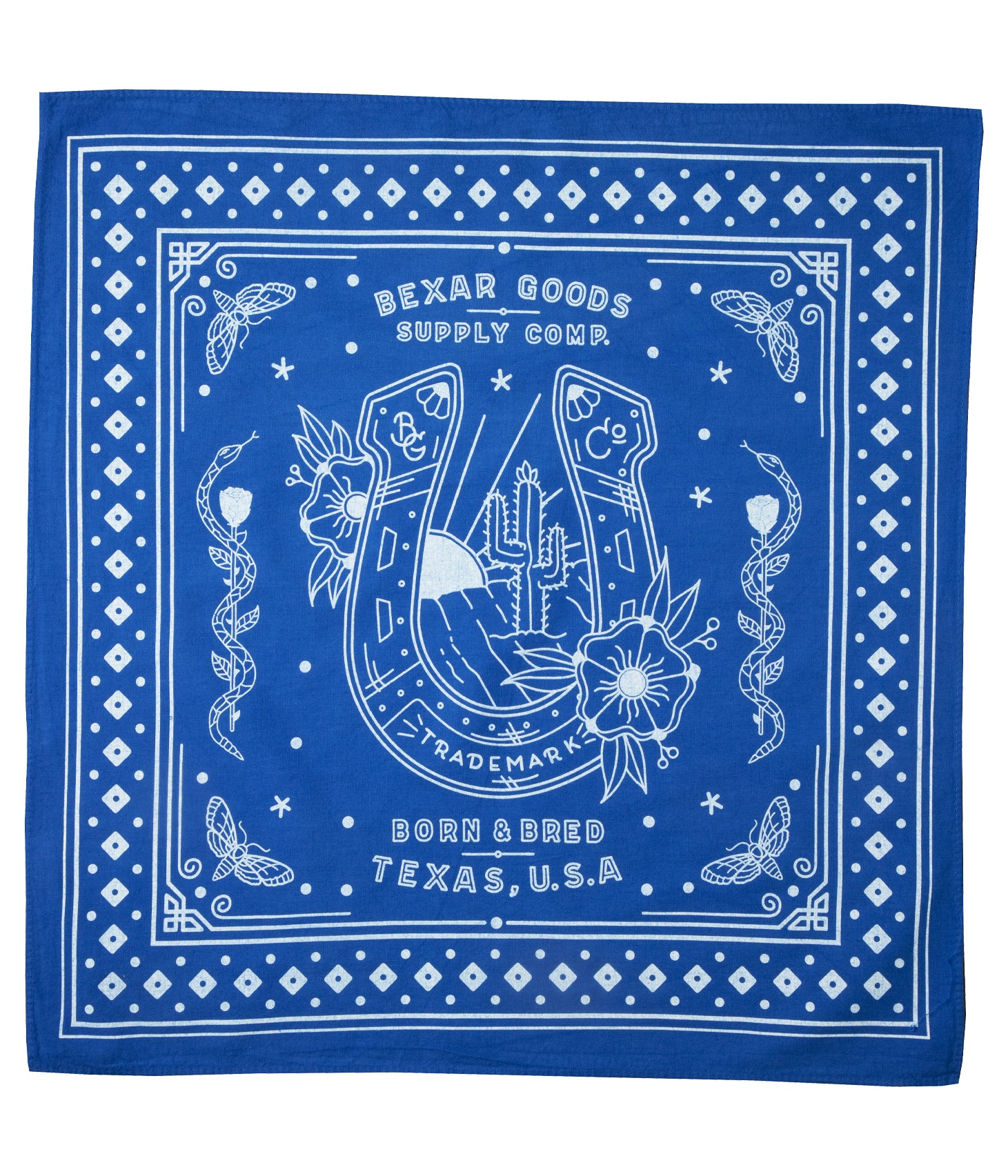 Bandana // Luck // Royal