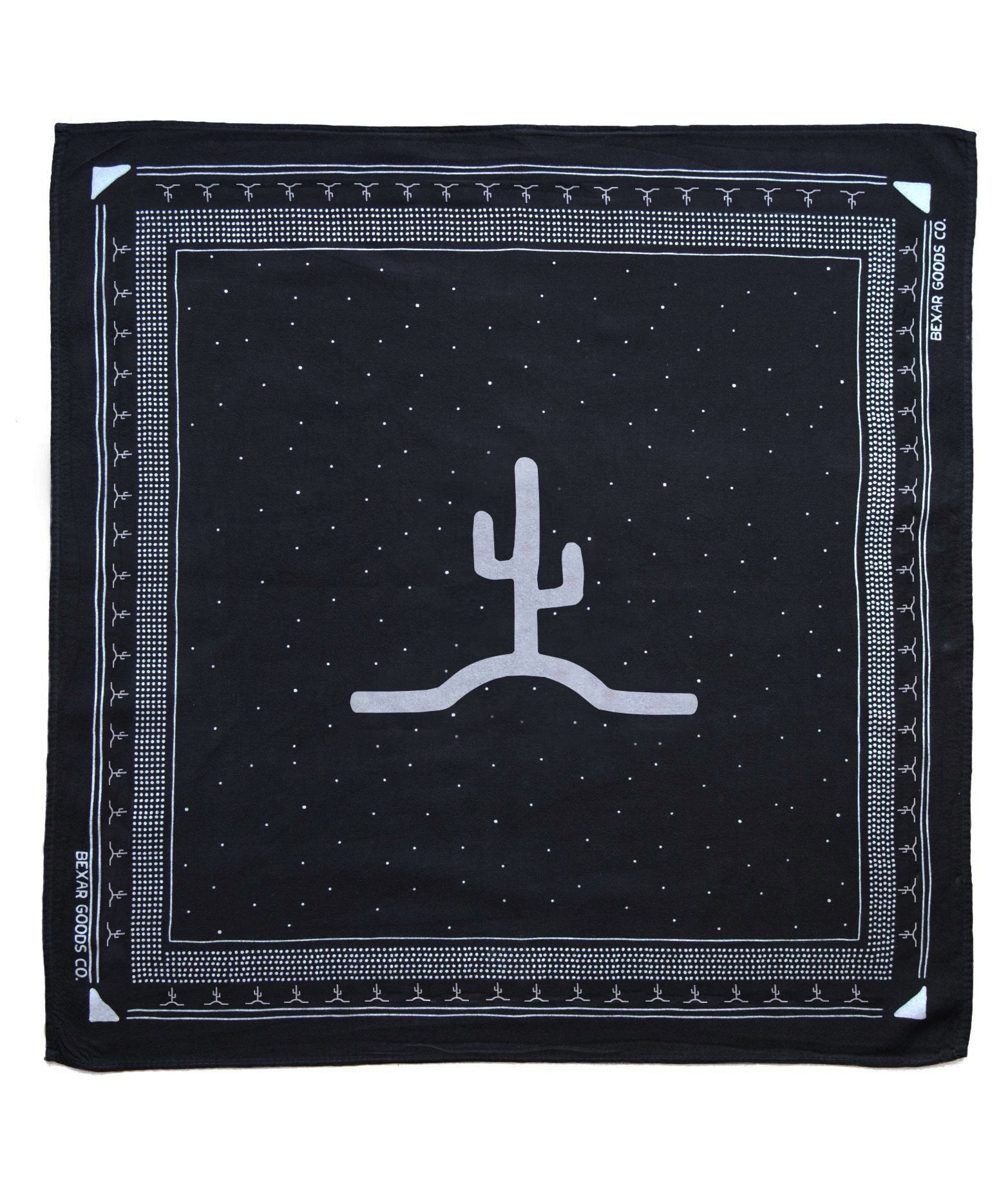 Bandana // Flying Cactus // Midnight