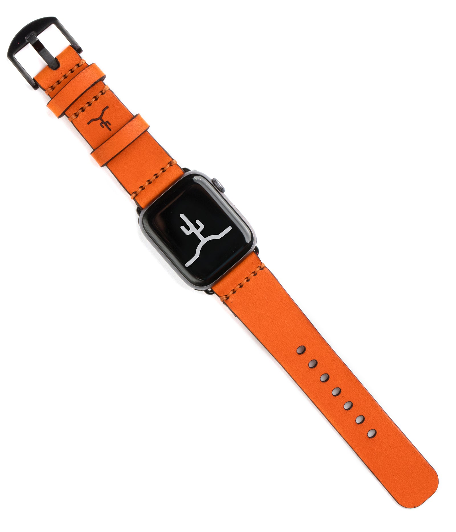 Apple Watch Strap // SOS Orange