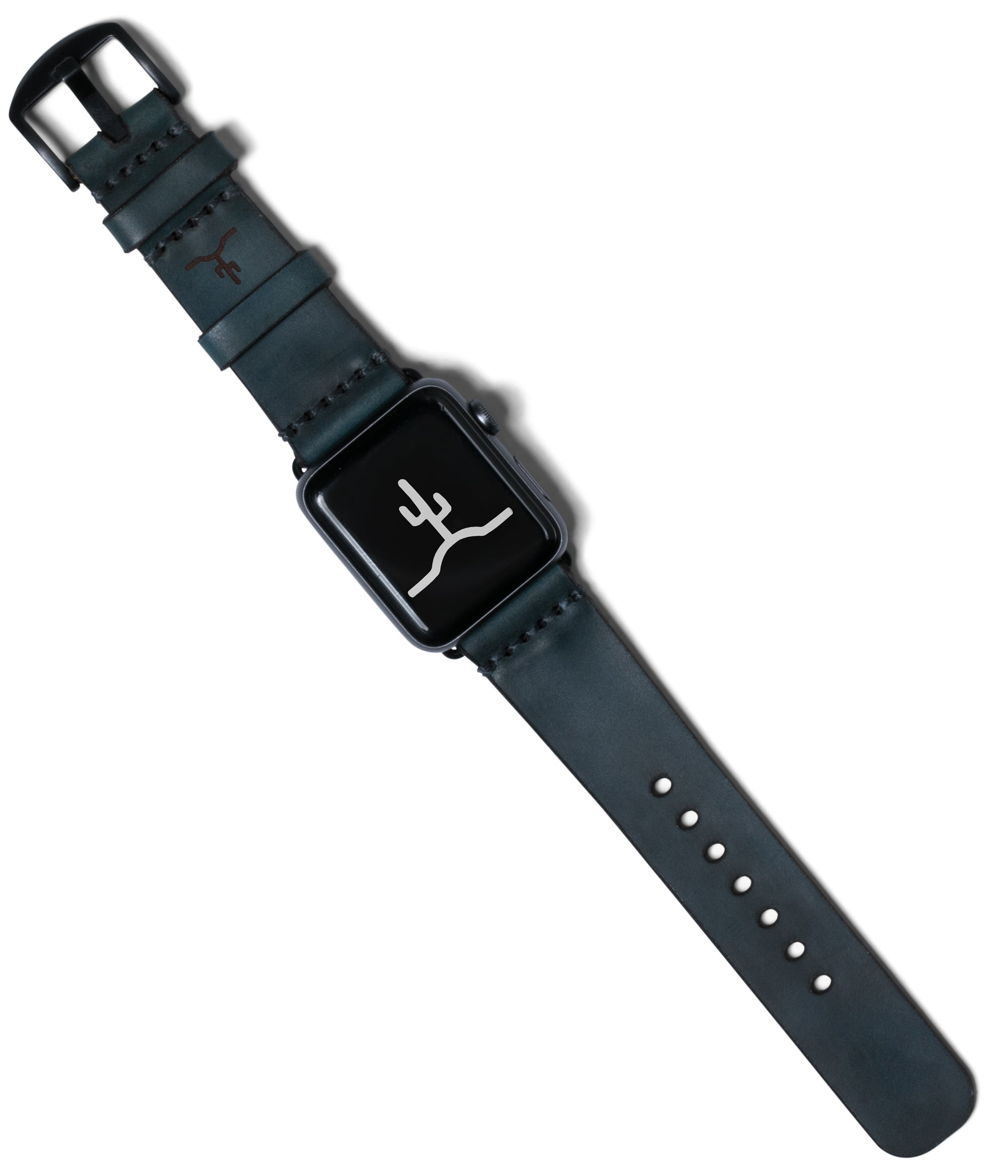 Apple Watch Strap // Indigo Blue Cordovan