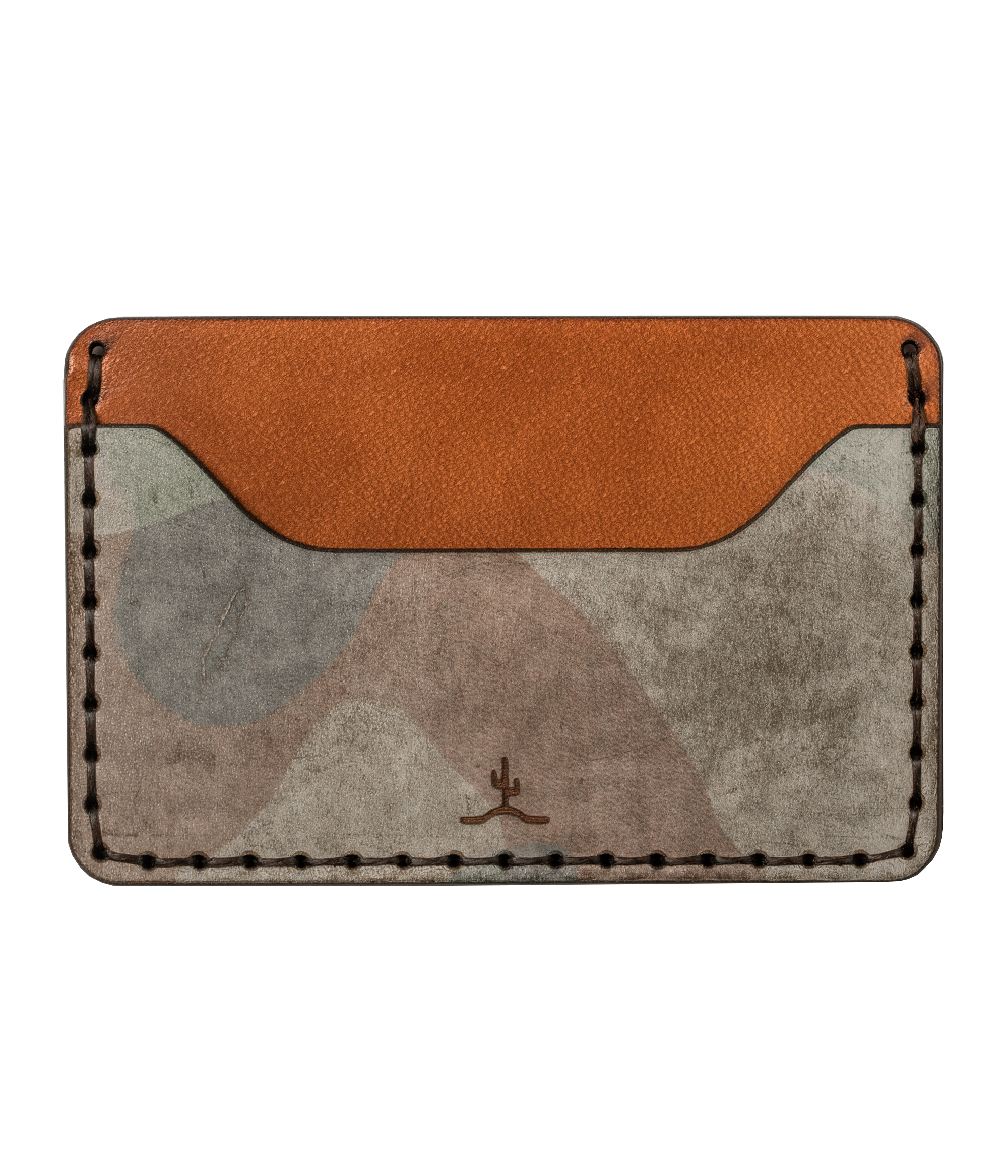 Slim Wallet Ghost Camo