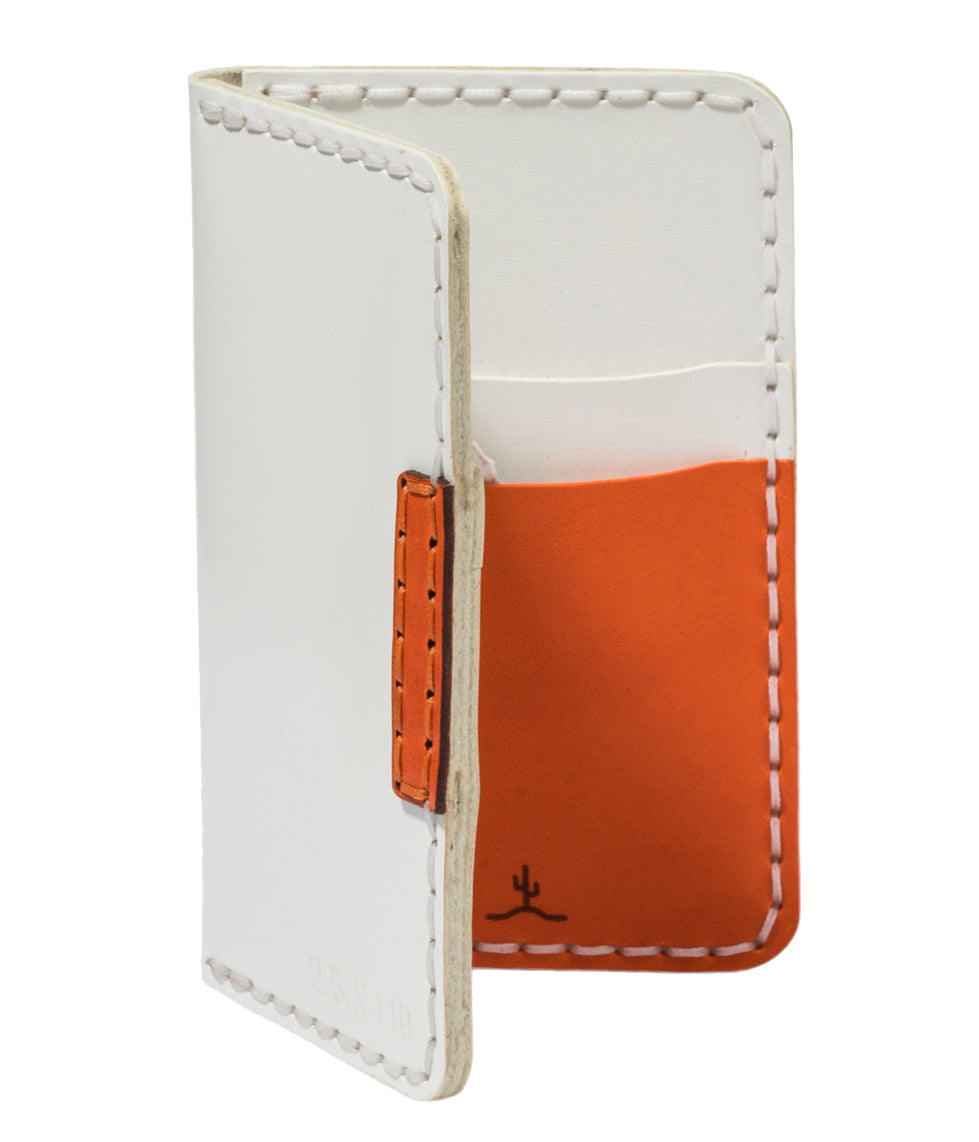 Vertical Card Wallet // Explore + Free Item