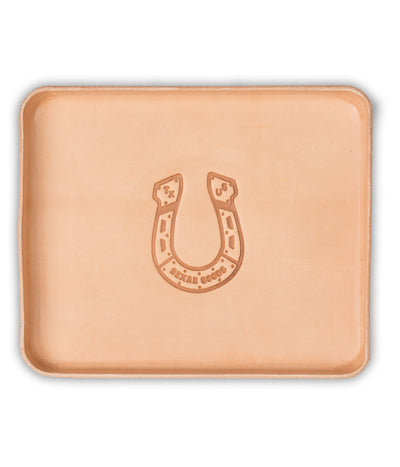 Horseshoe Valet Tray