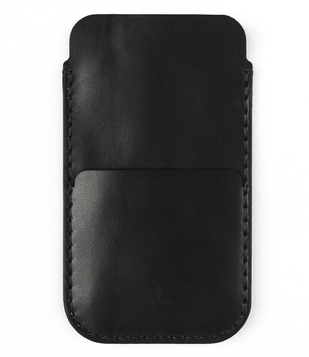 iPhone Wallet- Black