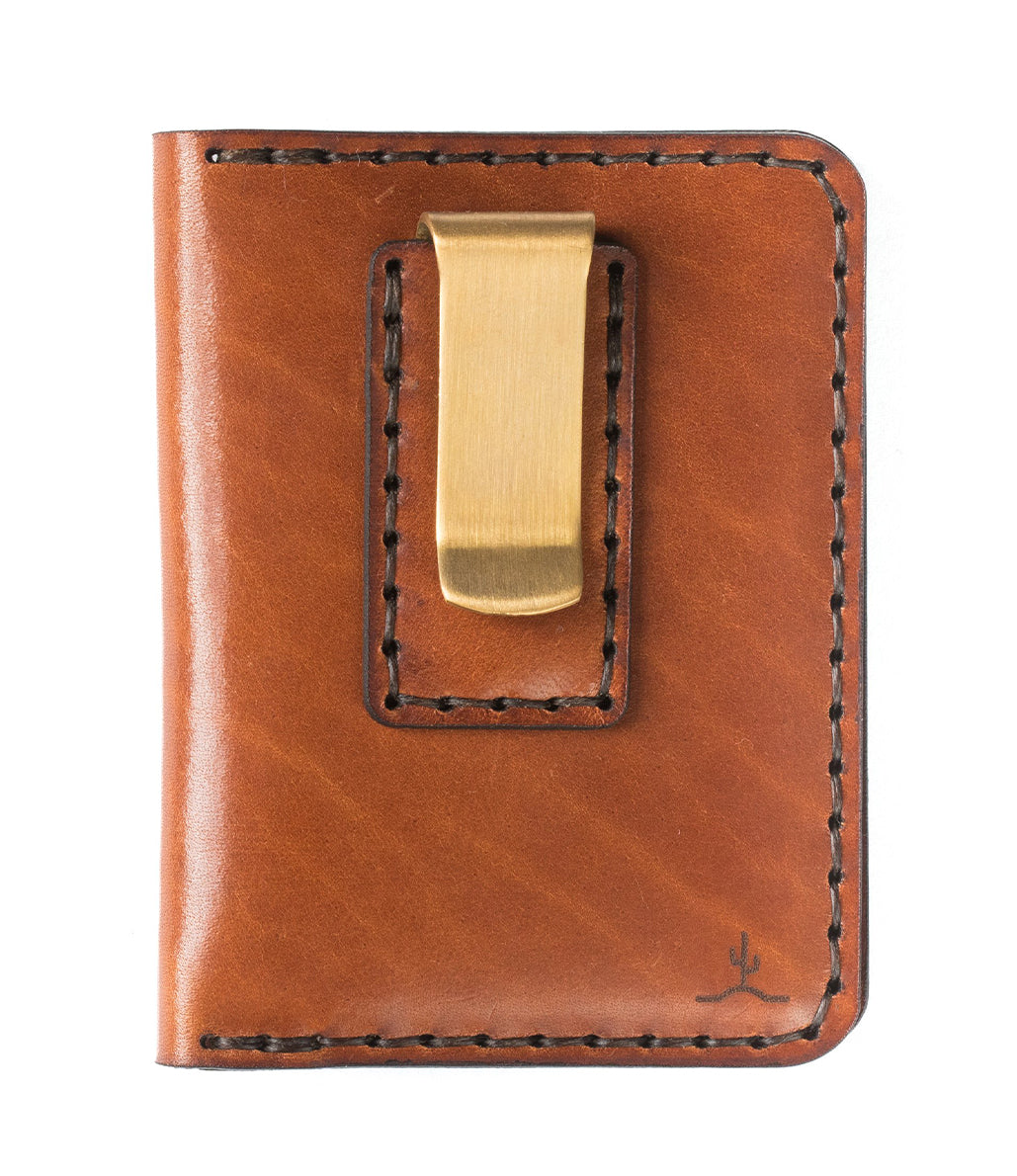 No. 14 Wallet with Money Clip - 4 week delay