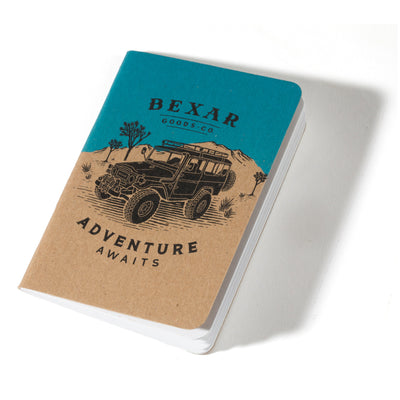 Adventure Notebook Pack