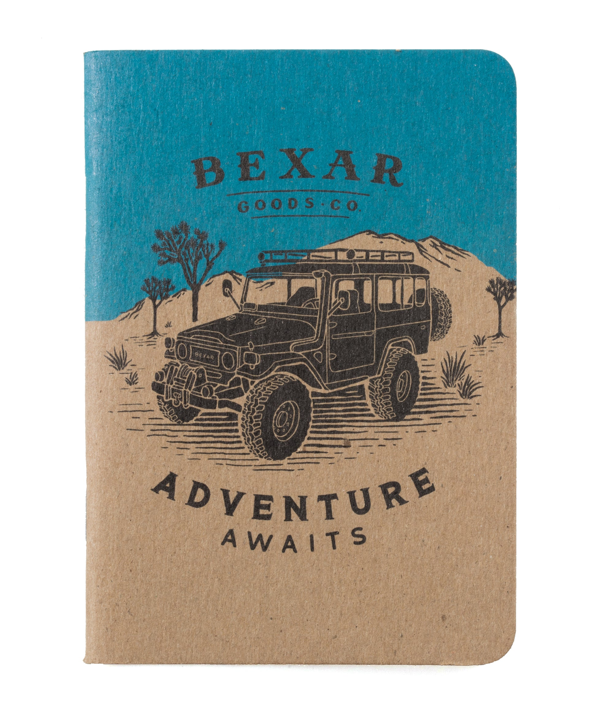 Adventure Notebook 3-Pack
