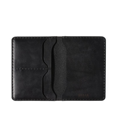 Passport Wallet // Black