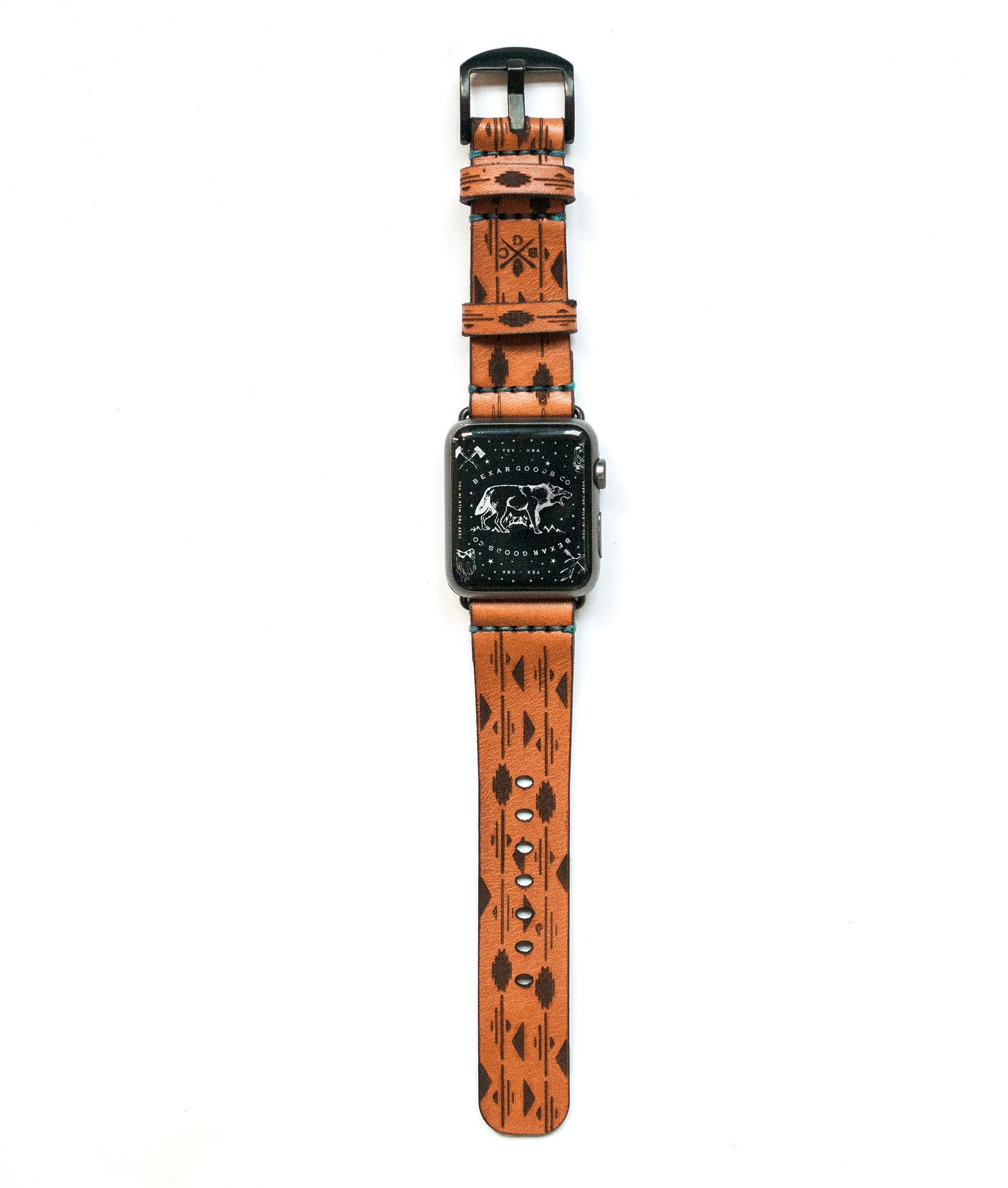 Apple Watch Strap Bexar Goods Bexar Goods Co