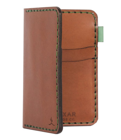 Vertical Card Wallet Tab