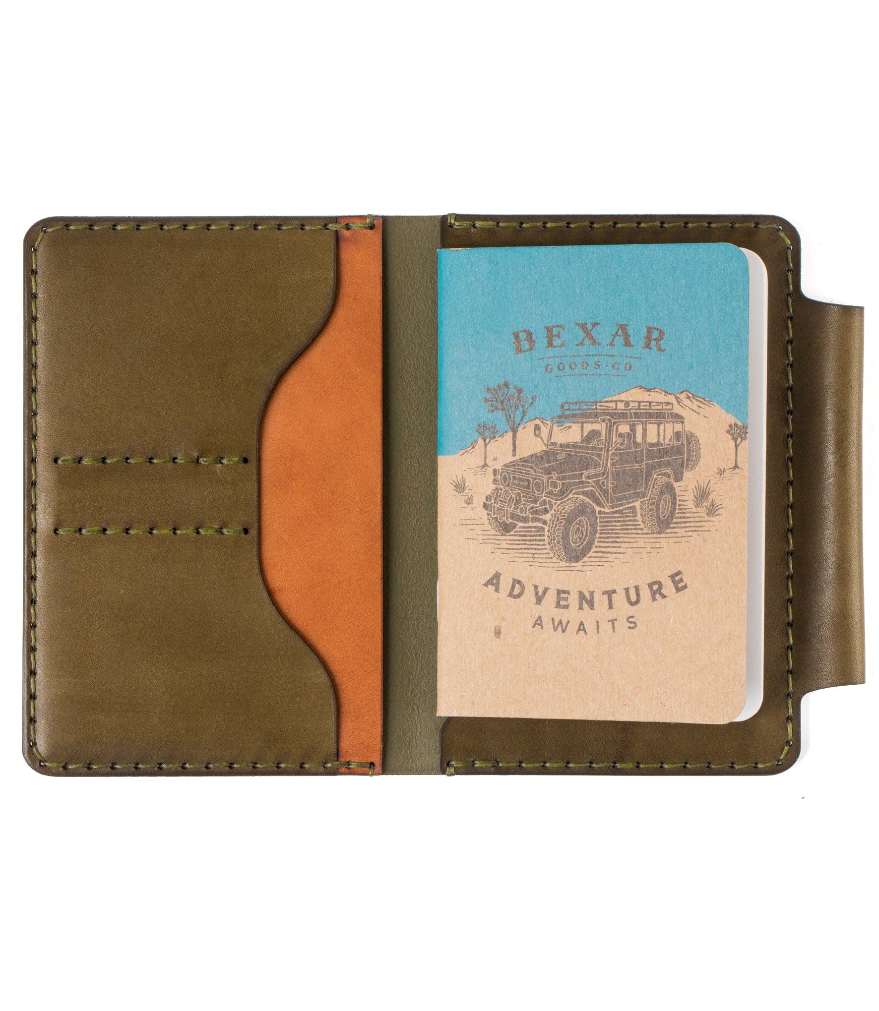 Field Notes Wallet // Woodland  - Ships in 2+ Weeks