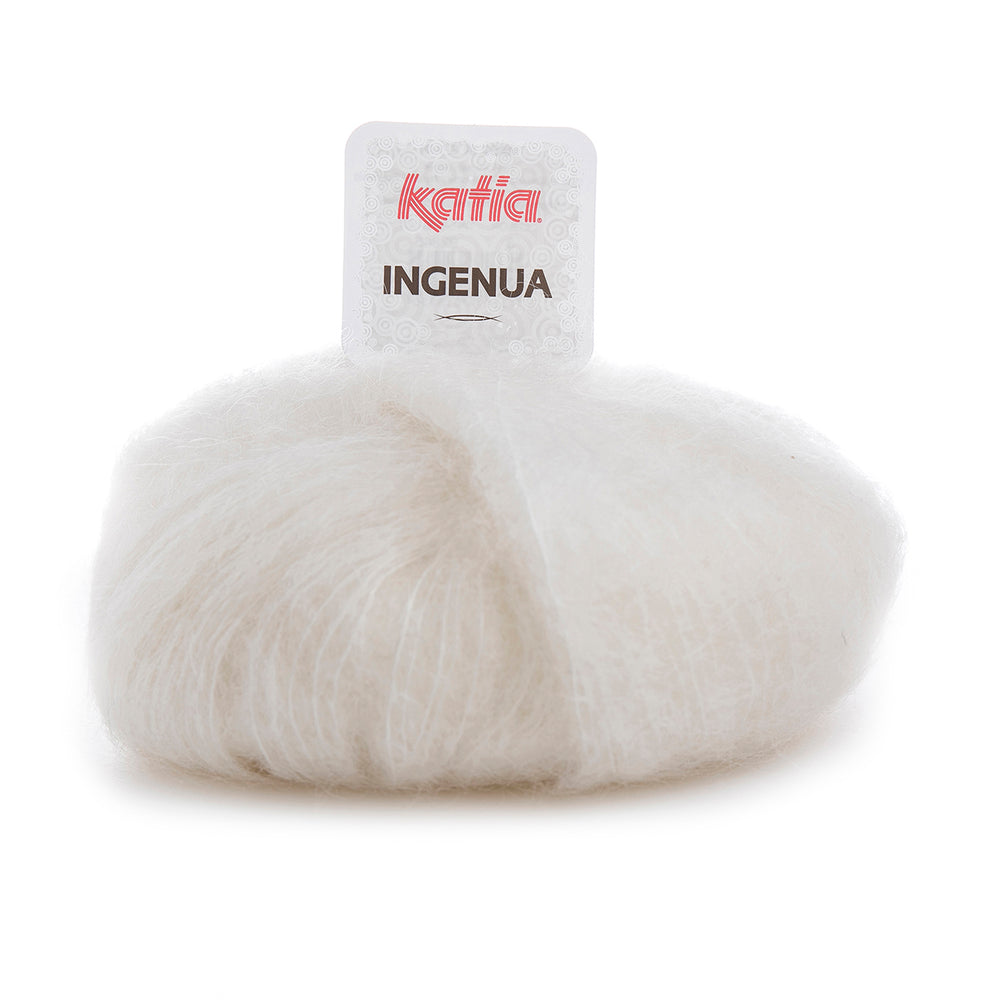 Maipuffblusen mohair edition pinne 7 mm