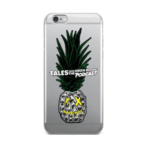 Tales from the Green Room Podcast | iPhone Case