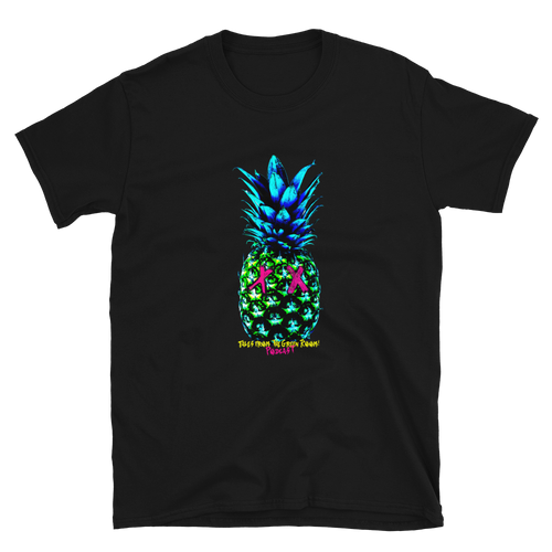 Tales Blue Pineapple XX - Short-Sleeve Unisex T-Shirt