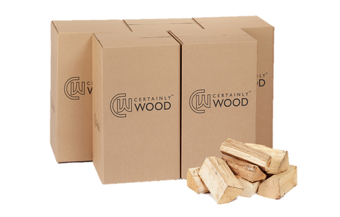 Boxes of Logs