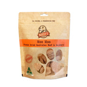 Bugsy Shop Moo Moo Beef Goji Berry Dog Treats
