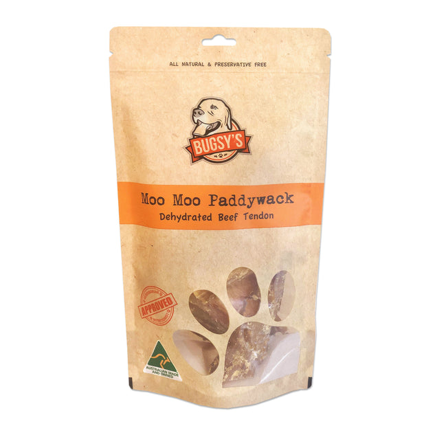 HEALTHY SNACKS | Dehydrated 'Paddywack' Beef Tendon
