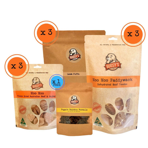 PROMO | Australian Dog Lovers 'Snuffle Pack' Deluxe