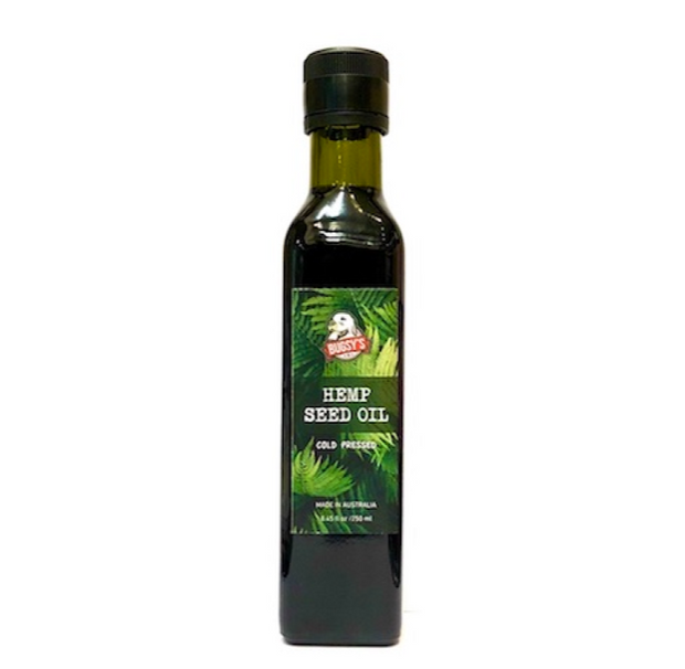 SUPPLEMENTS | Edible Hemp Seed Oil (Cannabis Sativa Cold Pressed) for Arthritis